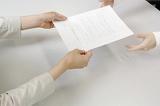 施工の流れー契約書